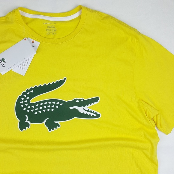 42a87161 Lacoste Shirts | Mens Big Logo Classic Shirt | Poshmark